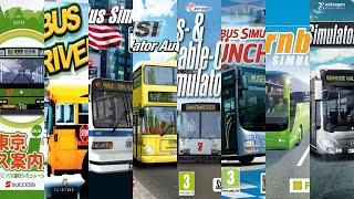 The Evolution Of BUS Simulator Games (1995-2021) screenshot 5