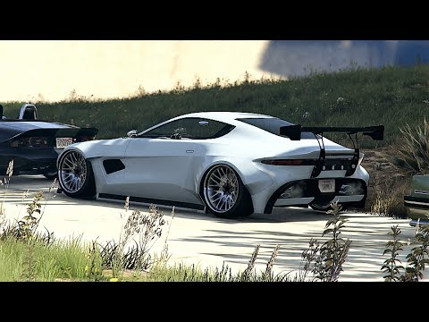 GTA 5 Online Sports Vs Sports Classic Car Meet