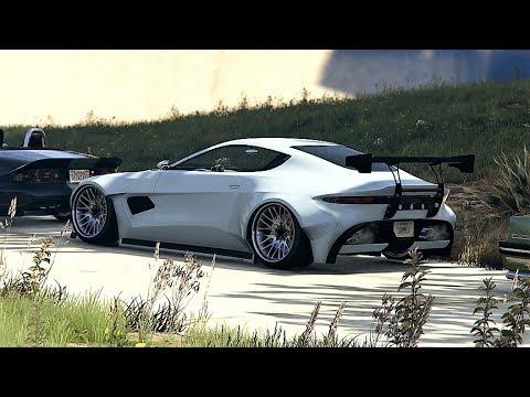 GTA 5 Online Sports Vs Sports Classic Car Meet