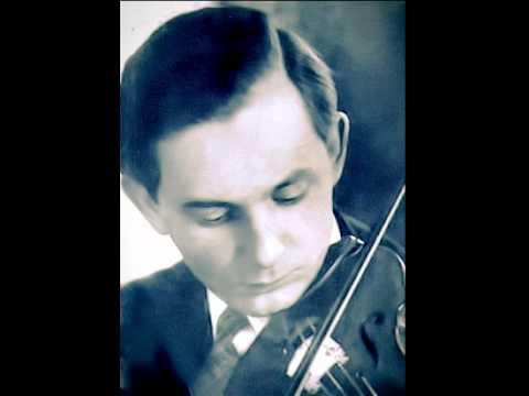 Simon Goldberg & Lili Kraus Beethoven Violin Sonata No.5 1st mov.