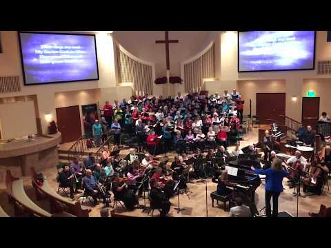 Then Sings My Soul -composed and conducted by Mary McDonald