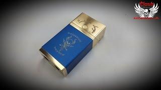 Pacto De Sangre Box Mod By Golden Disciples - Review