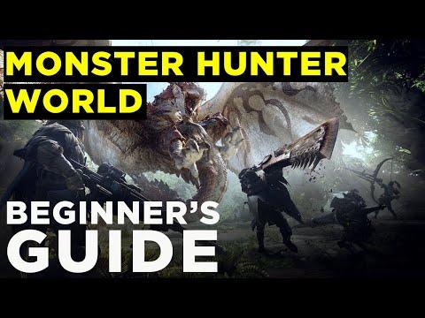 Monster Hunter: World — BEGINNERS GUIDE