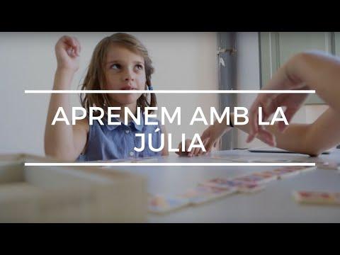 Aprenem amb la Júlia
