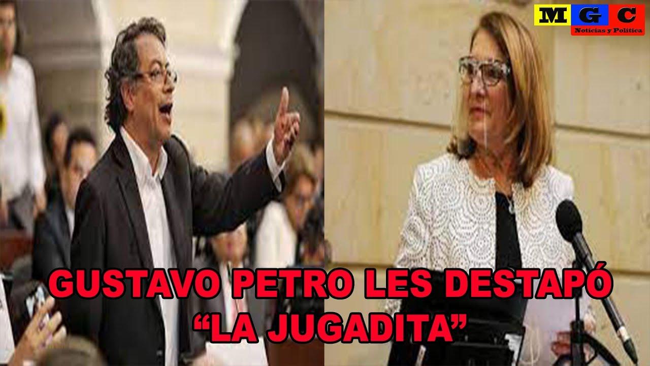 """La """"JUGADITA"""" de la procuraduría para montar su corrupto proyecto."""