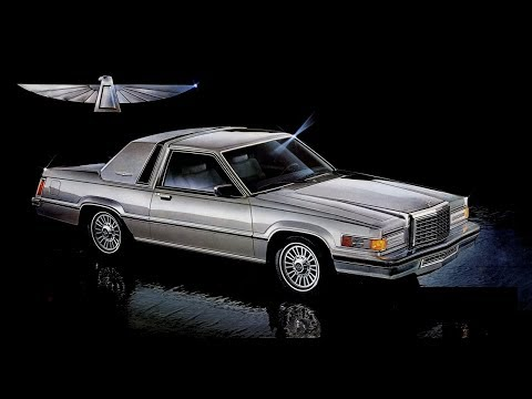 19801982 Ford Thunderbird  Luxury & Electronic Gizmos