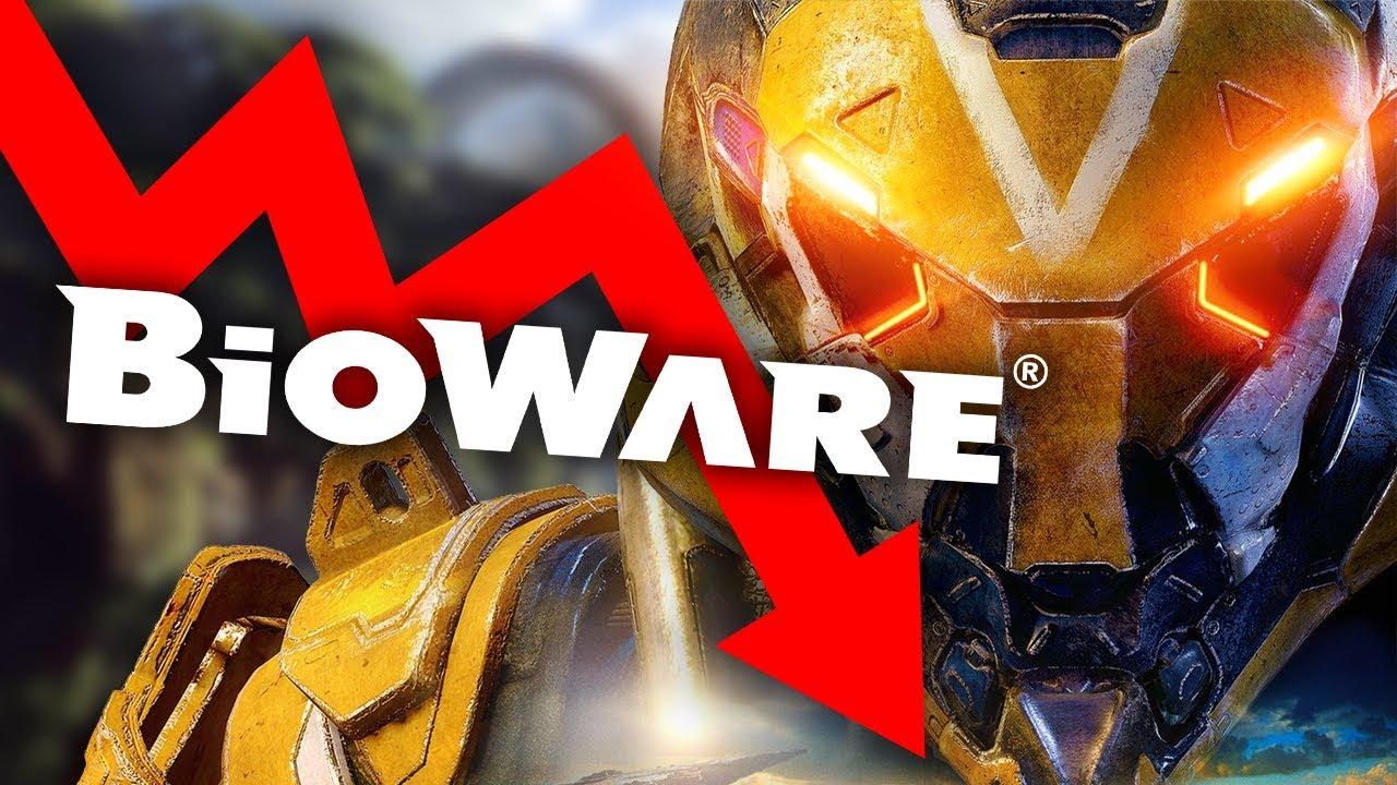 O escritor de Mass Effect 2 revela a verdade da queda da BioWare + vídeo
