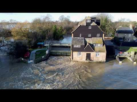 Great Ouse Floods 2020