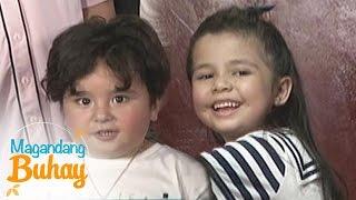 Magandang Buhay: Xia and Jordan try the giant hamster wheel
