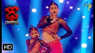 Shresti Performance | Dhee Champions | 13th November 2019 | ETV Telugu