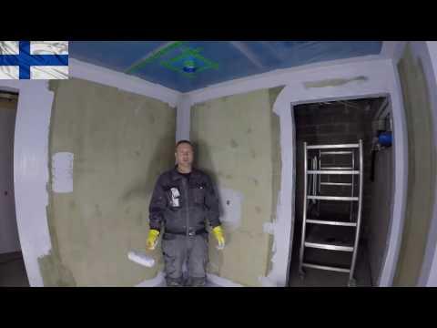 Гидроизоляция ванной комнаты .