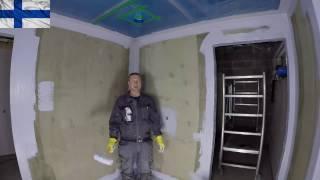 видео Гидроизоляция потолка, стен и пола в ванной комнате: рекомендации