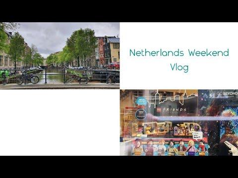 🇳🇱 Netherlands Weekend Vlog | Amsterdam Reopens After Lockdown