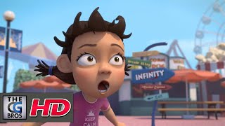 CGI 3D Animated Short 'A Bumpy Ride' - by Chang Shu