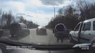 БЫДЛО и ХАМЫ на дорогах,ДРАКИ РАЗБОРКИ