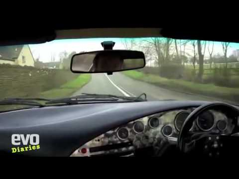 Harrys Garage TVR Griffith last drive