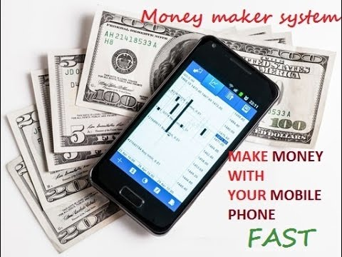 earn money from smartphone make money fast with your smartphone online youtube 6193