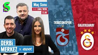🔴 TS-GS Maç Sonu: Mehmet Demirkol, Çağıl Özge Özkul, Emre Özcan | Opet ile Derbi