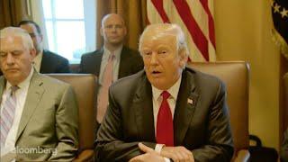 Trump Calls U.S. Libel Laws a 'Sham and a Disgrace'