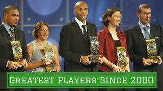 7 Greatest Footballers Since 2000
