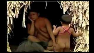 Amazon Rain Forest Yanomami Tribes hard life