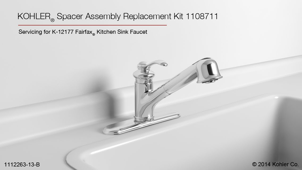 Spacer Assembly Replacement Kit Instructions (1108711) - YouTube