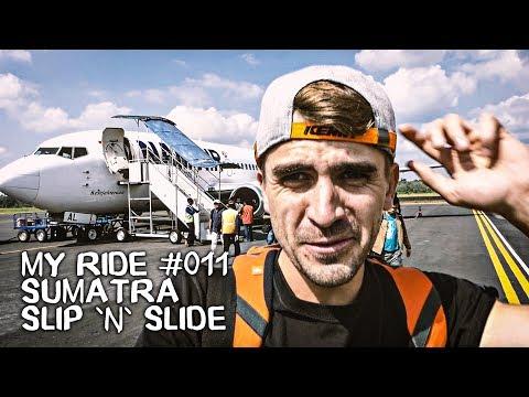 Jak na klouzačce! SUMATRA - Lubuklinggau | Matej Charvat - MY RIDE 011