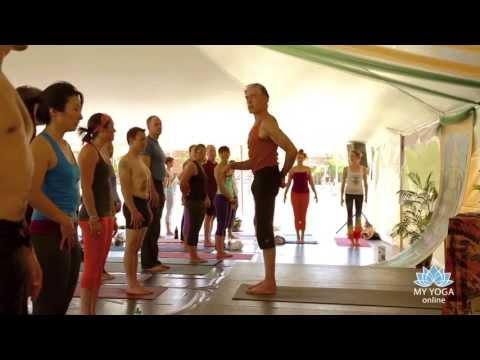 Richard Freeman Yoga: Making Backbending and Finishing Poses Feel Right
