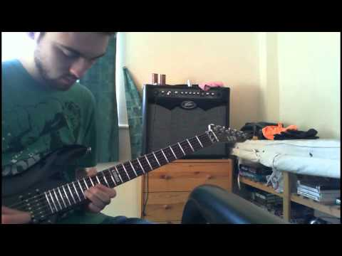Alice In Chains  Lesson Learned Solo