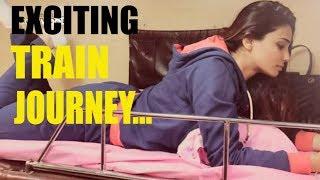 Daisy Shah's Crazy Train Journey Video Goes VIRAL On Social Media!!