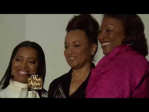 The Wash Allen Show-Sisters Network Pink Angel Awards Lunche