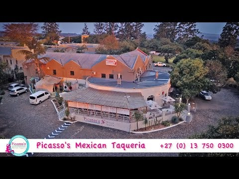 Picasso's Mexican Restaurant White River South Africa | Africa Travel Channel