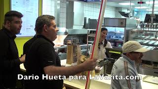 Vídeo: Aparición Pajita  Gigante (2 metros)