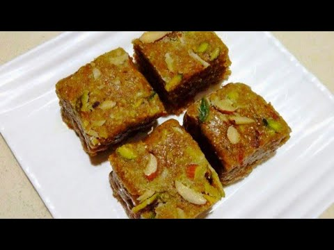 અડદિયા પાક બનાવવાની સૌથી સરળ રીત  adadiya Pak Recipe Step By Step