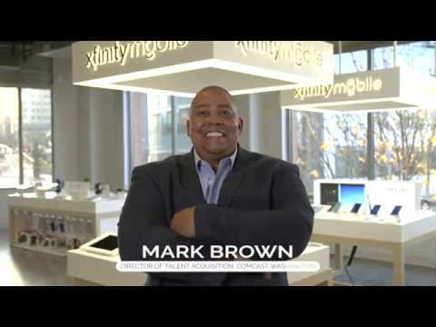 Comcast and Goodwill Job Training Program (:30)