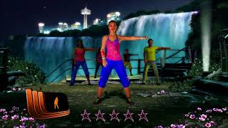 Zumba Fitness CORE Kinect xbox 360 demo