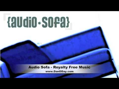 AUDIO SOFA - 99 ROYALTY-FREE RADIO IMAGING MUSIC BEDS