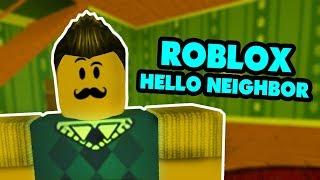 Hello Neighbor Early Access | Hello Neighbor Roblox