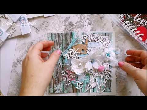Мастер-класс по созданию открытки ручной работы