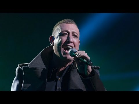 Christopher Maloney sings (I Just) Died in Your Arms - Live Week 4 - The X Factor UK 2012