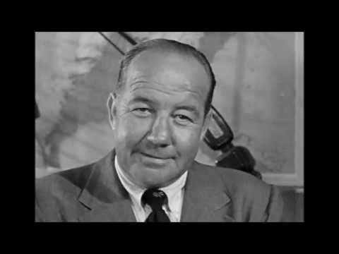 "A Tribute to Broderick Crawford in ""Highway Patrol"" (1955/1959)"