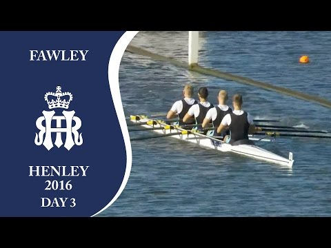 Maritime 'A' v Marlow | Day 3 Henley 2016 | Fawley