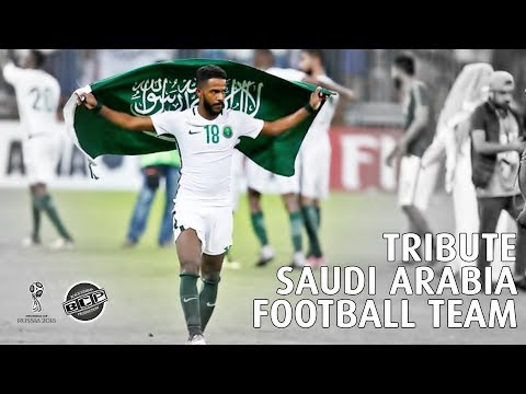 Tribute Video to Saudi Arabia Football Team