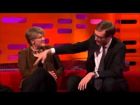 The Graham Norton Show S12E14 Minnie Driver, Stephen Merchant, Clare Balding, Script YouTu