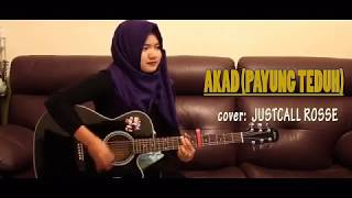 Payung teduh cover just call rose