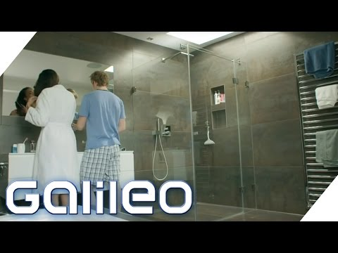 Diese fünf Fehler macht jeder im Bad | Galileo | ProSieben