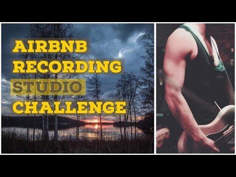 Airbnb Recording Studio Challenge