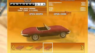 Classic Car Racing Gameplay