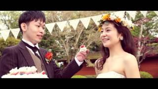2016年4月16日 生命の森リゾートにて行われた結婚式です。
