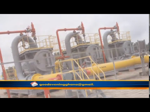 INTERVIEW WITH PETROLEUM MINISTER HON. KOFI BUAH FOLLOWING THE UNVEILING OF THE ATUABO GAS PLANT